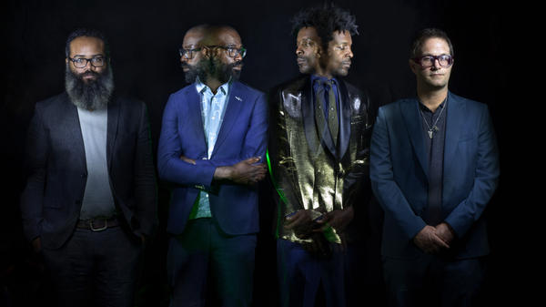 TV On The Radio's new album, its fifth, is titled <em>Seeds</em>.