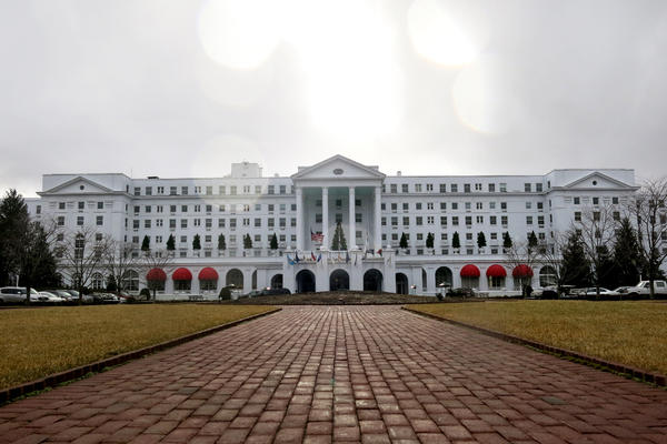 The luxurious and historic Greenbrier Resort in White Sulphur Springs, W. Va., is the best-known business in the portfolio of coal mine owner Jim Justice.