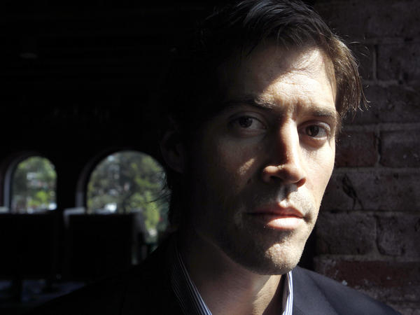 Journalist James Foley in 2011. He was killed by Islamic State militants in Syria in August.