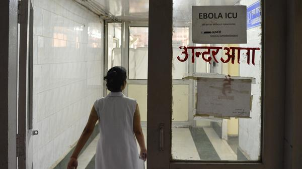 India has record no Ebola cases, but the country is on high alert and has quarantined hundreds of travelers from West Africa. This hospital in New Delhi has set up an Intensive Care Unit for potential Ebola patients.