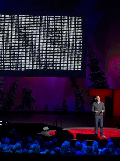 Joshua Foer says that one past memory champion developed a technique to remember more than 4,000 binary digits in half an hour.