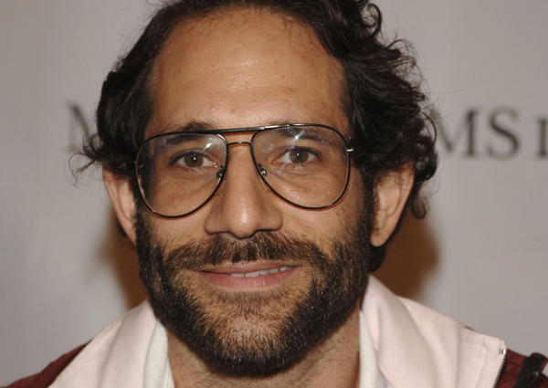 Dov Charney, pictured here on October 21, 2005, has been fired from his position as CEO of American Apparel. (Stephen Shugerman/Getty Images)