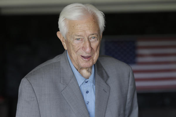 Rep. Ralph Hall of Texas, 91, was defeated in a primary runoff in the spring. He and Dingell are the only two World War II veterans still serving in Congress, and both will leave after the current session.