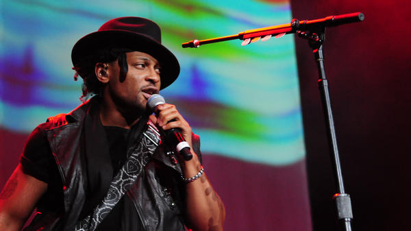 D'Angelo has just released his first album in 15 years, <em>Black Messiah</em>.