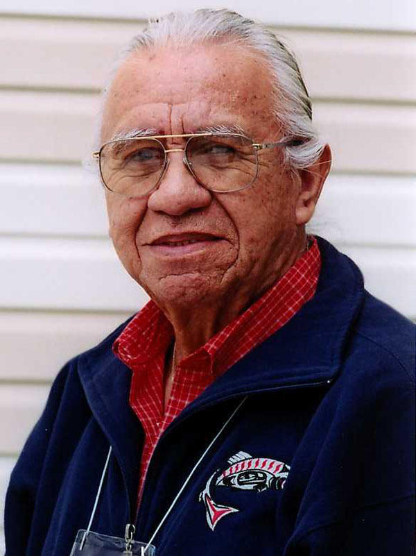 Billy Frank Jr. in 2007