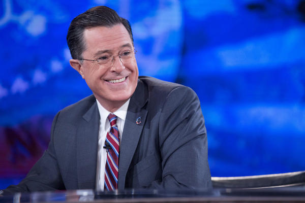 Stephen Colbert hosted his final episode of<em> The Colbert Report</em> on Dec. 18 after nine years on air.