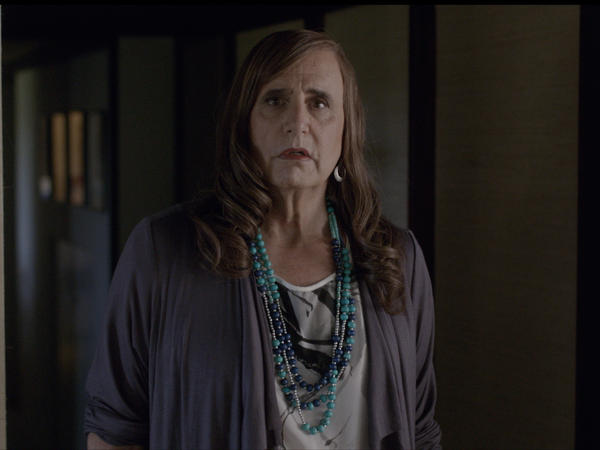 Jeffrey Tambor plays Maura on the drama <em>Transparent</em> on Amazon Prime.