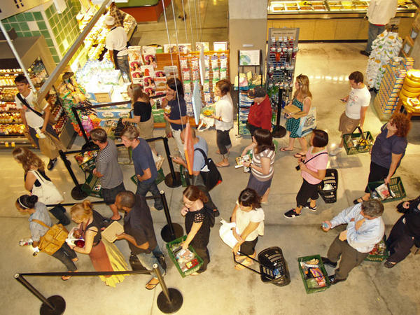 Are customers more willing to accept bad customer service from good corporate citizens?