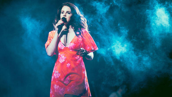 Lana Del Rey is featured on this week's mix.