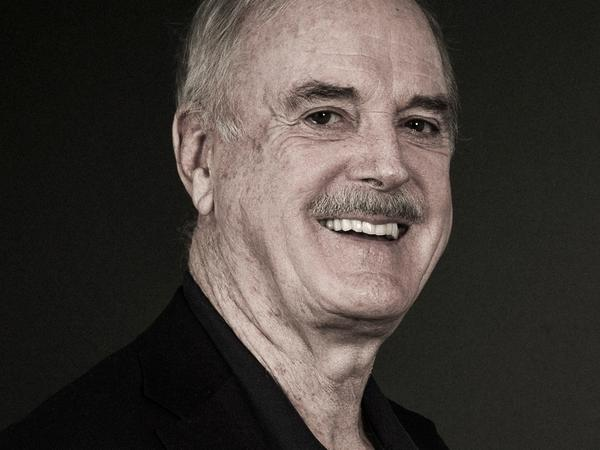 John Cleese got his first big break in London's West End and as a script writer and performer on <em>The Frost Report</em>.