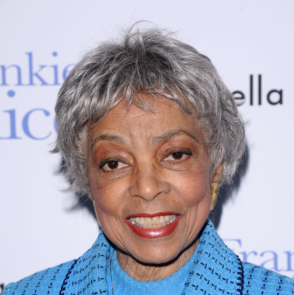 Ruby Dee attends a special screening of <em>Frankie & Alice</em> in New York in 2010.