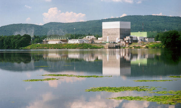 The Vermont Yankee nuclear power plant stopped producing electricity this week, but it still needs to be decommissioned. (Nuclear Regulatory Commission/Flickr)