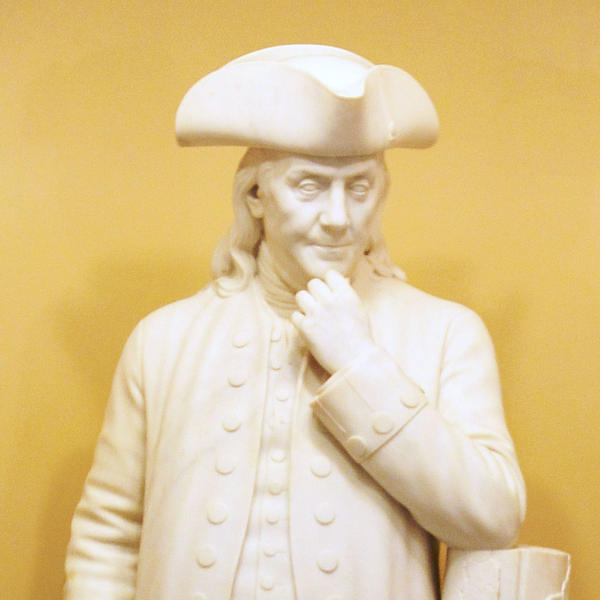 Former lawmaker Ben Franklin keeps his eye out for Congress' newest class, due to start work on Capitol Hill next week.