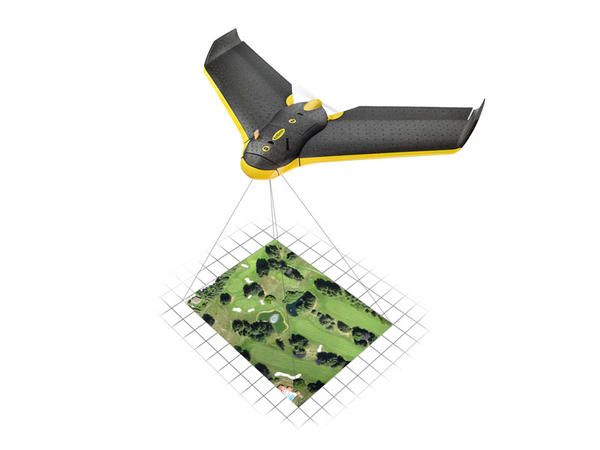 ADAVSO plans to fly the battery-powered eBee Ag drone, manufactured by senseFly Ltd of Switzerland.
