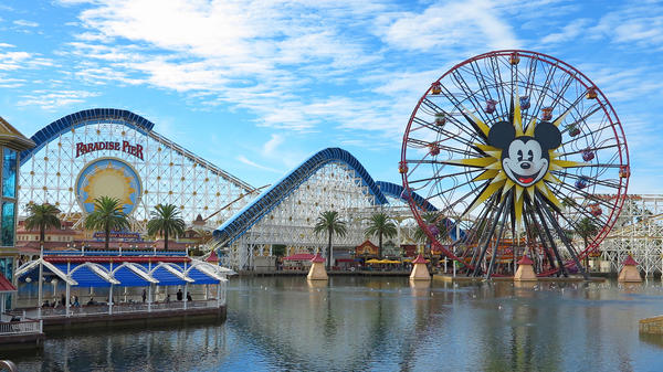 Health officials speculate that an international visitor to Disney California Adventure Park and Disneyland must have spread measles there.