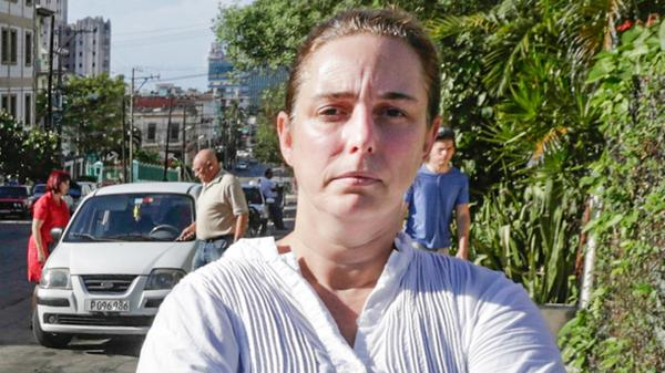 Cuban performance artist and activist Tania Bruguera was arrested Dec. 30 when she and 50 other dissidents tried to set up an open mic session at Revolution Square.