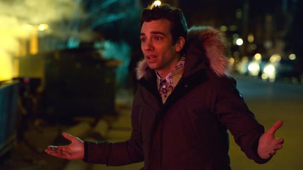On <em>Man Seeking Woman</em>, Jay Baruchel plays Josh, who is getting used to dating again after a breakup.