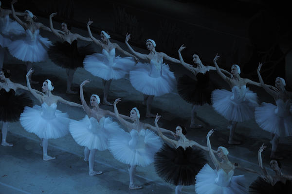 Tickets have nearly sold out for the Mariinsky Theatre's weeklong run of <em>Swan Lake</em> at New York's Brooklyn Academy of Music.