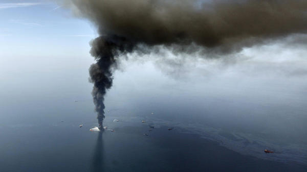"Cruden ranks the Gulf oil spill as one of the most significant environmental disasters of our time. It ""deserves ... all of our energy to make sure nothing like this ever happens again,"" he says."
