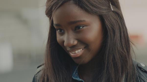 Karidja Toure in <em>Girlhood.</em>