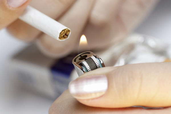 Smoking during pregnancy increases the risk of premature birth, stillbirth and infant death.