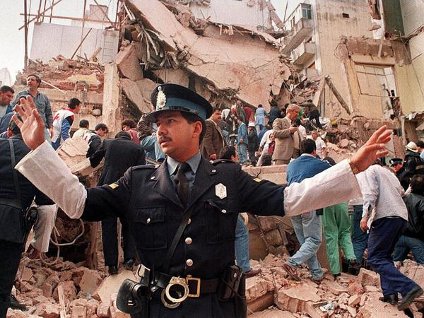 The 1994 bombing of the AMIA building killed 85 and wounded hundreds. No one has been charged in connection with the attack.