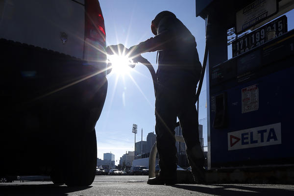 With gas prices continuing to fall, most drivers are pocketing some savings. But for people who regularly drive long distances, low fuel costs are a particular boon to the pocketbook.