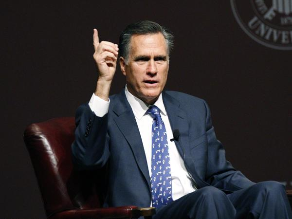 Mitt Romney, the former Massachusetts governor who has made two previous bids for the presidency, says he will not run in 2016.