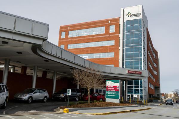 Mission Hospital in Asheville, N.C.
