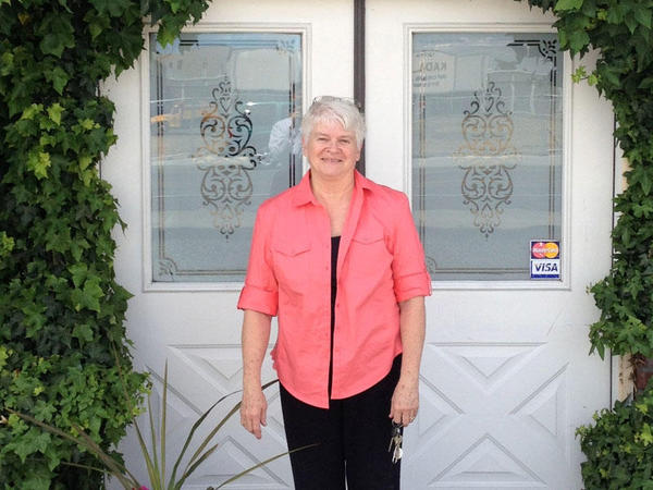 Florist Barronelle Stutzman vowed to appeal a court ruling that forces her Richland shop to serve gay couples.
