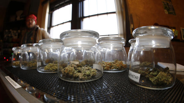 "Schools in Colorado are trying to find effective ways to teach the health effects of marijuana use. ""When it's legal for your parents to smoke it or grow it,"" says one educator, ""that changes the conversation."""
