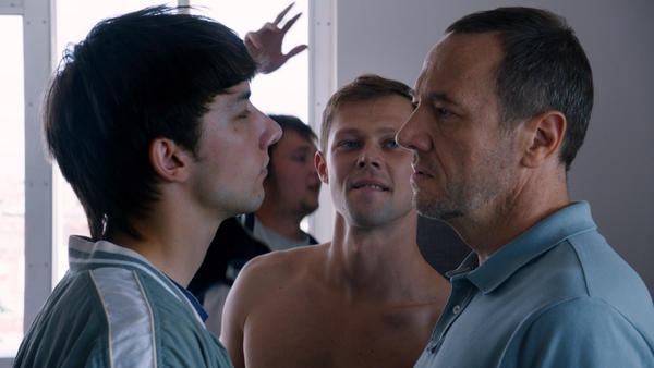 <em>Eastern Boys</em> begins as a home invasion story but evolves to something more complex, says NPR film critic Bob Mondello.