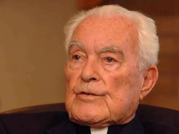 The Rev. Theodore Hesburgh, longtime president of the University of Notre Dame, was influential in reshaping Catholic higher education.