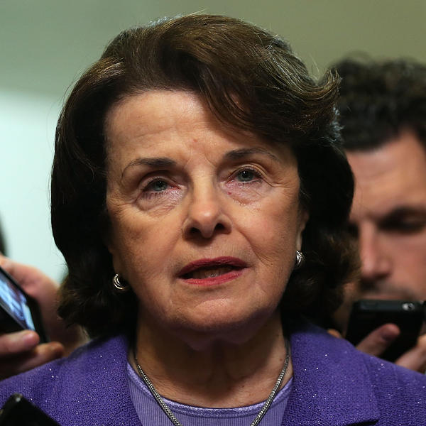 Senate Select Committee on Intelligence chairwoman Sen. Dianne Feinstein, D-Calif.