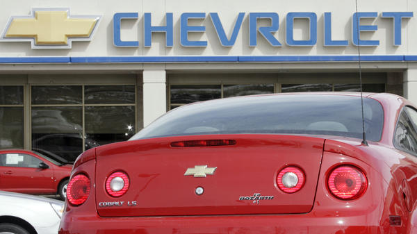 GM has released details about its compensation fund for victims of a fatal safety flaw in its ignition switches. The Chevrolet Cobalt is one of several GM models that were recalled over the flaw.