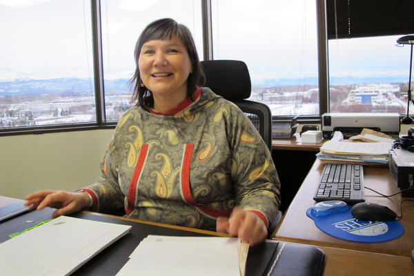Valerie Davidson was appointed health commissioner by Alaska's Gov. Bill Walker to help him expand Medicaid in the state. She'll look for middle ground with Republicans to get it done, she says.