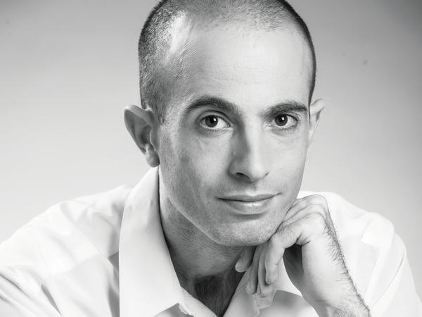 Yuval Noah Harari teaches history at the Hebrew University of Jerusalem.