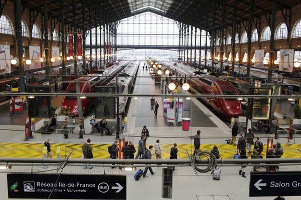 "Gare du Nord railway station is what British historian Andrew Hussey calls ""the frontier zone"" between the world of affluent and well-heeled Paris and that of the <em>banlieue</em>, the suburbs north of the French capital that are home to largely poor, immigrant and minority communities."