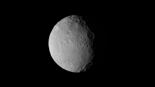 Astronomers have known about Ceres for centuries, but they don't really know what to make of it.