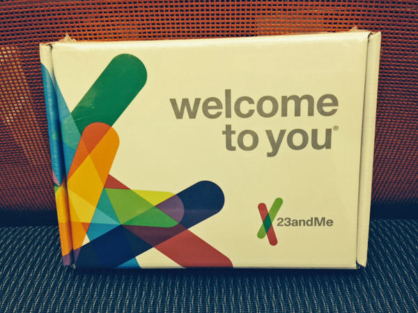 For people interested in testing their genes for predisposition to injury, Kim recommends buying a genetic test kit from 23andMe. (Karyn Miller-Medzon)