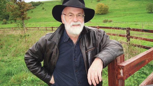 Terry Pratchett wrote more than 70 books.