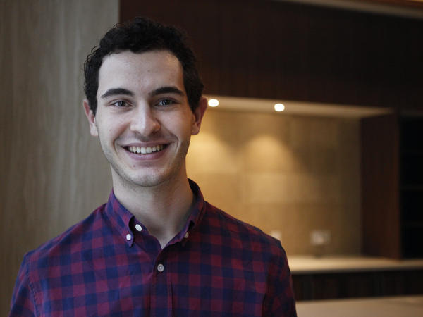 Zak Malamed is the 21-year-old founder of Student Voice.