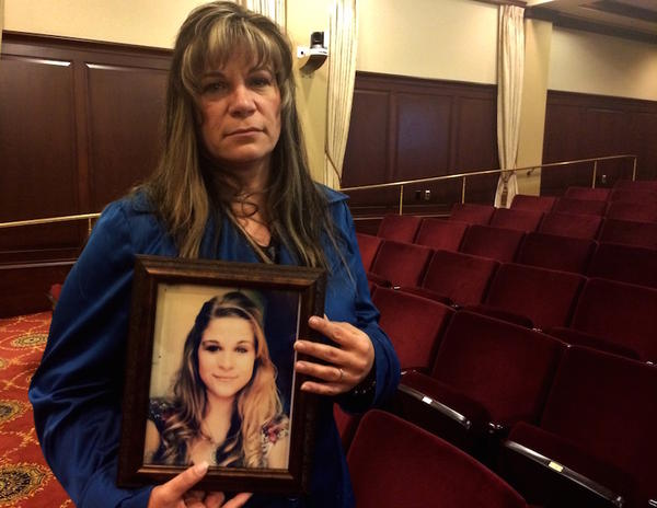 Carmen Stanger testified before Idaho lawmakers about her daughter Maddie, who died by suicide last year. Stanger says Maddie was bullied for her sexual orientation.