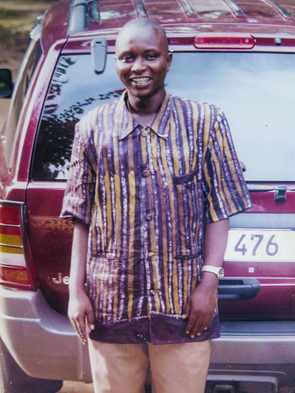 "To Sierra Leoneans, he was the ""Ebola doctor."" To his family, Sheik Humar Khan was the kid brother."