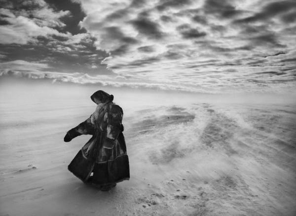 Woman on the Yamal Peninsula, Siberia, 2011.