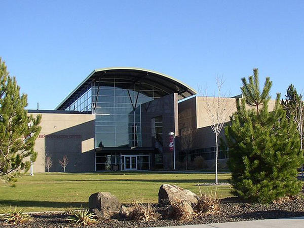 File photo of the Consolidated Information Center on the WSU Tri-Cities campus in Richland, Washington.