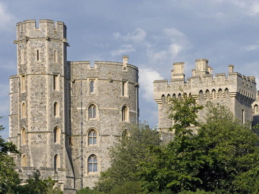 "Windsor Castle, home to the British monarchy for hundreds of years, was built by William the Conqueror in the 1070s, according to the monarchy's <a href=""http://www.royal.gov.uk/TheRoyalResidences/WindsorCastle/History.aspx"">official website</a>."