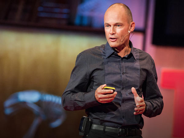"""People will tell you it's impossible, and that's exactly why we try to do it"" — Bertrand Piccard"