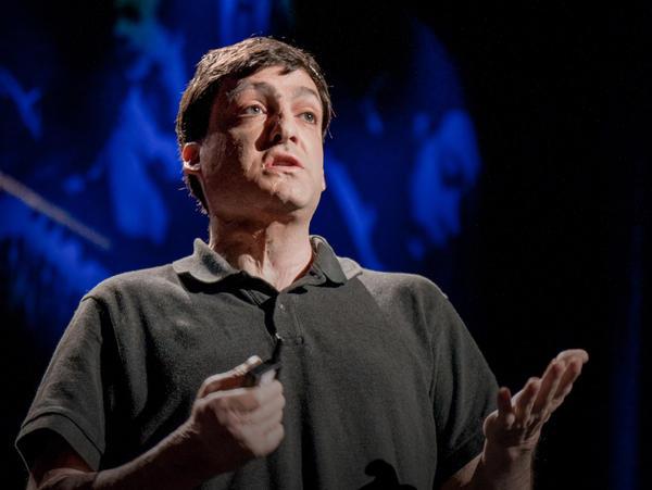 Behavorial economist Dan Ariely speaks at TED.