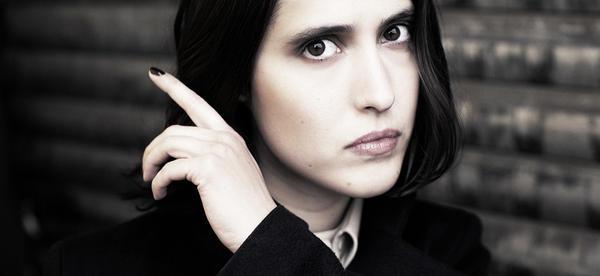 Helena Hauff's new EP, <em>Lex Tertia</em>, was released on Actress's Werkdiscs label.